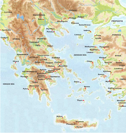 mycenean-empire