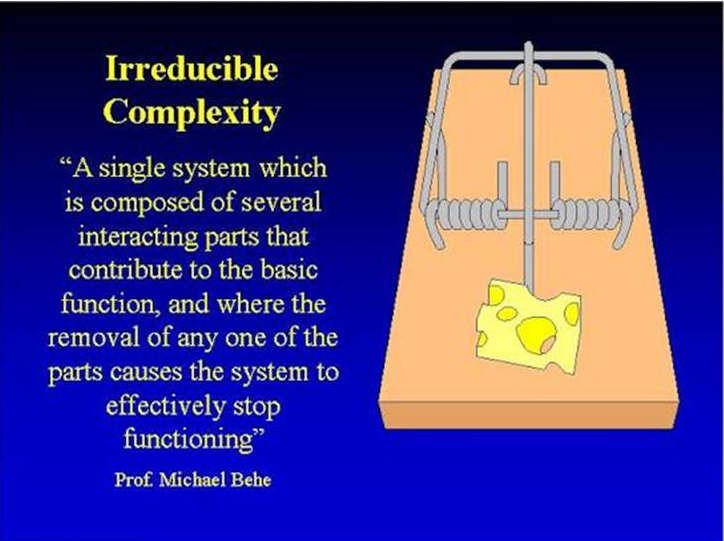irreducable-complexity